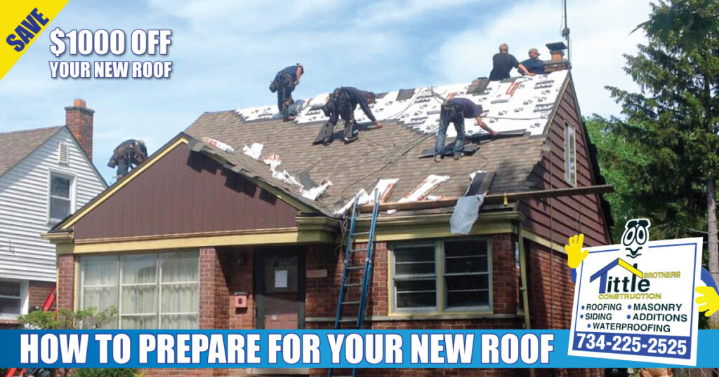 Tittle Brothers Construction Prepare For Your New Roof