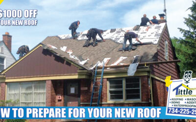 Preparing for Your Roof Repair or Installation