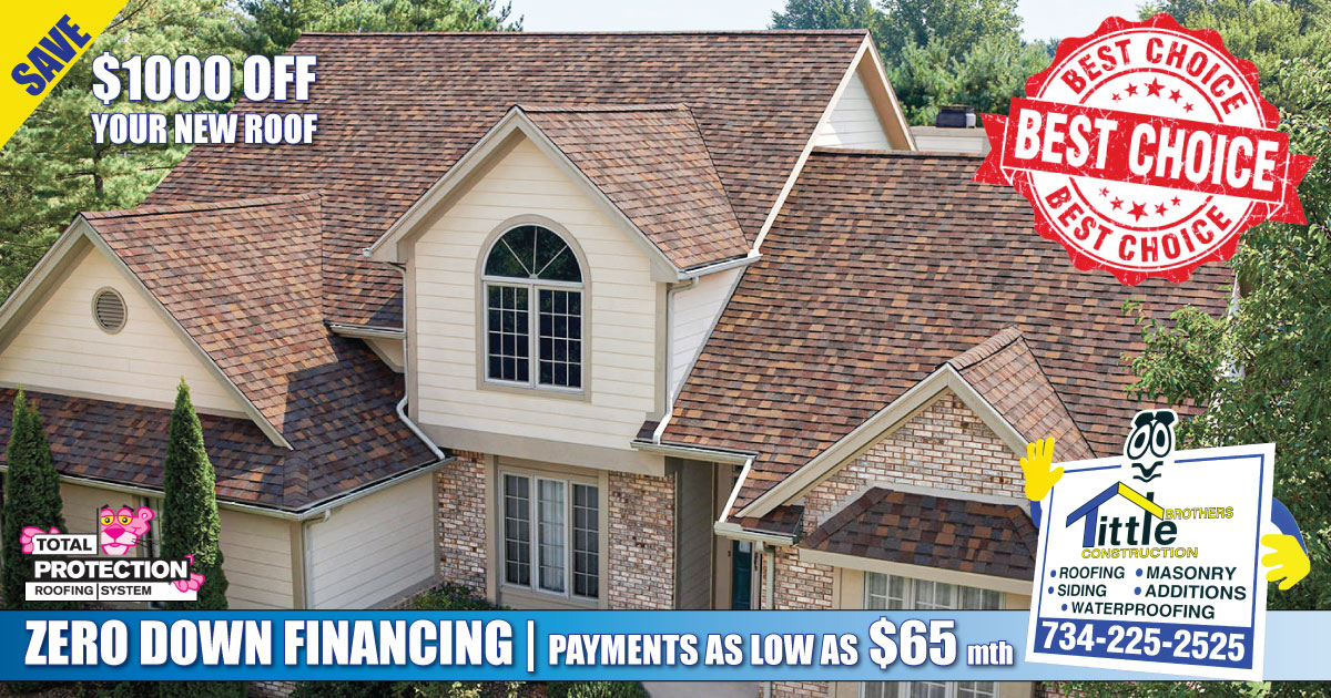 Don't Settle. Start Early to Get the Best Roofing in Southeast MI